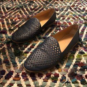Franco Sarto Frontier Laser Cut Loafers